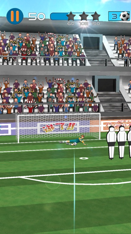 Penalty shootout - Soccer Cup screenshot-3
