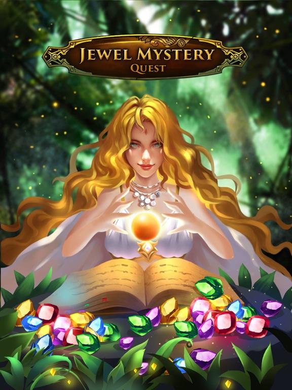 Игра Jewel Mystery Quest