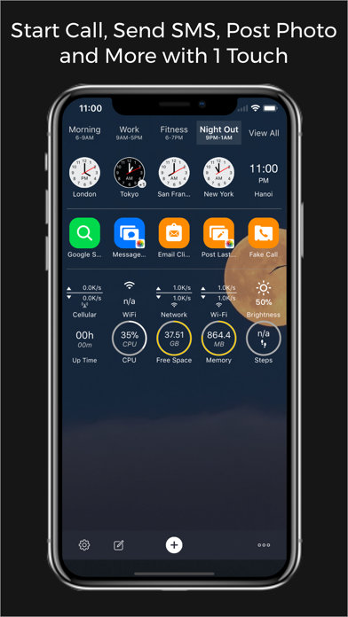 1Touch - Speed Up Your Life Screenshots