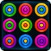 159.Glow Rings Puzzle