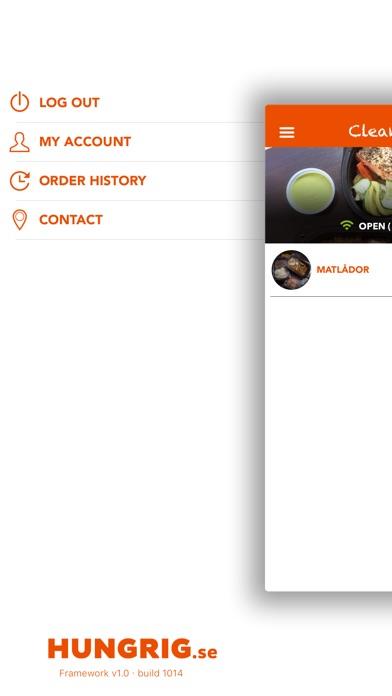 Clean Food Screenshot