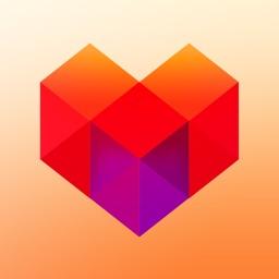 密圈 - 一对一视频 聊天交友软件