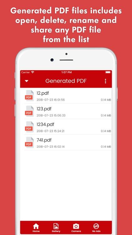 PDF Converter - JPG to PDF