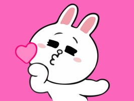 Molly Cute Stickers Emojis App