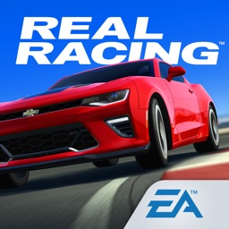 Real Racing 3 Apple Watch App