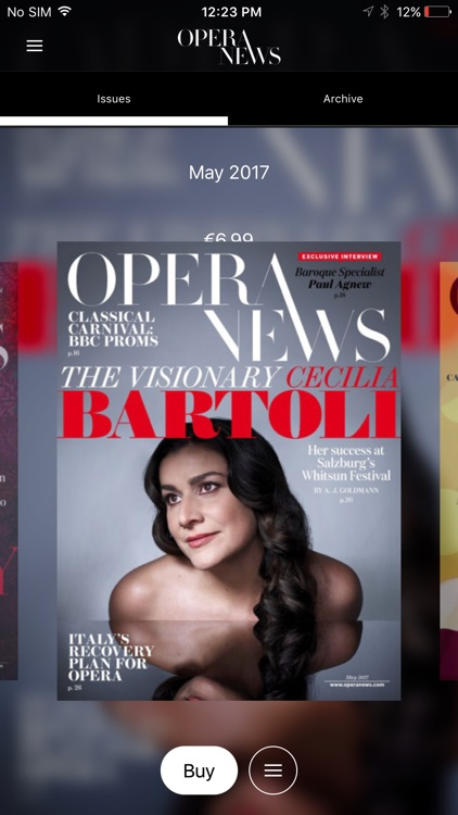 Opera News screenshot-4