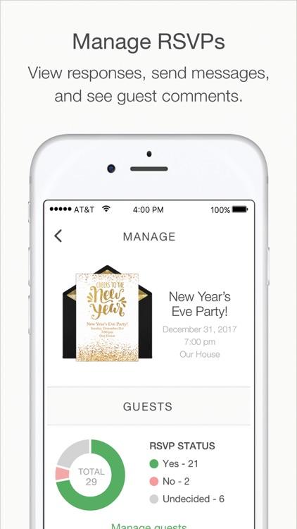 Punchbowl – Online Invitations screenshot-4