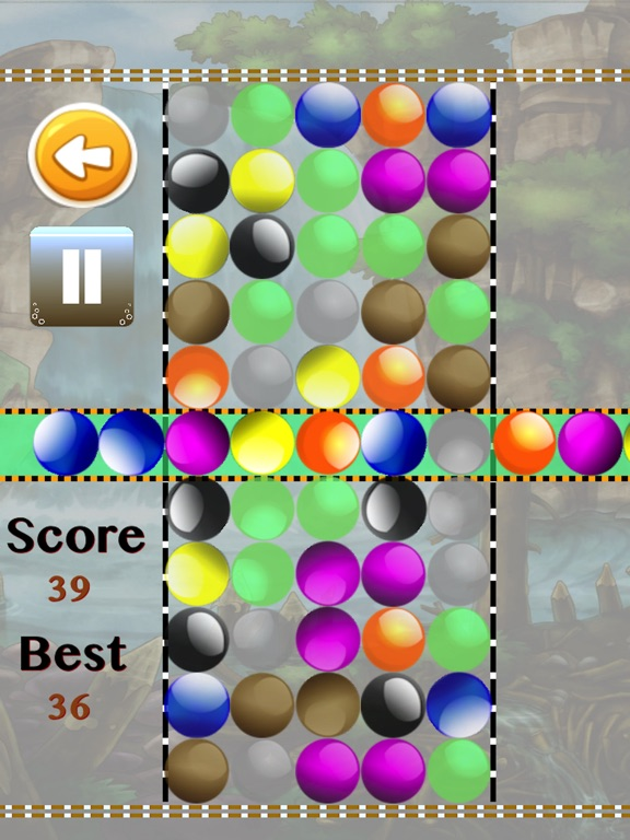 Marbles Match Mania screenshot 9