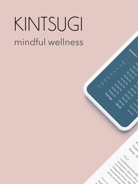 Kintsugi screenshot #1