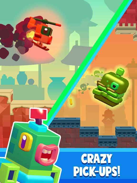 Jelly Copter screenshot 9