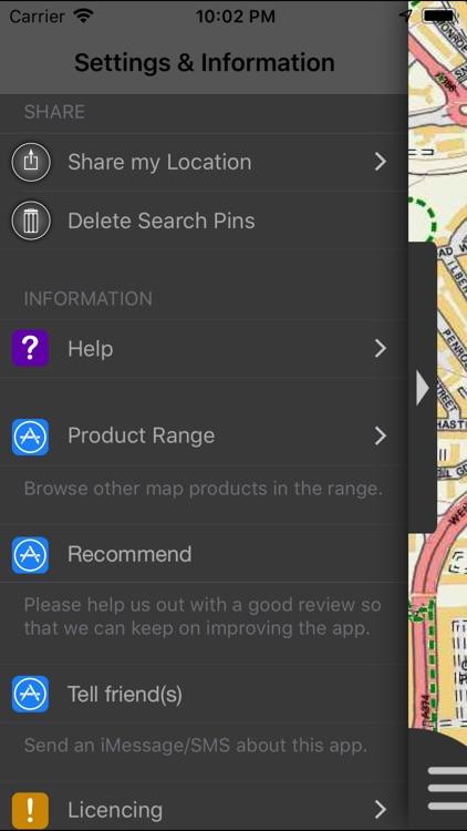 Cairngorms Maps Offline screenshot-9