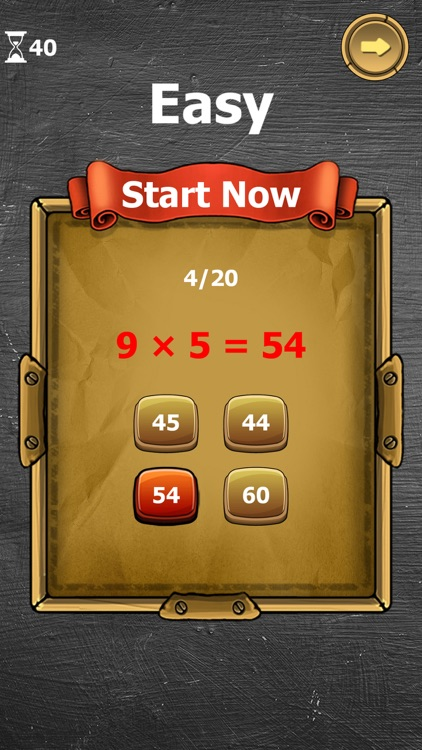 The Multiplication Table screenshot-6