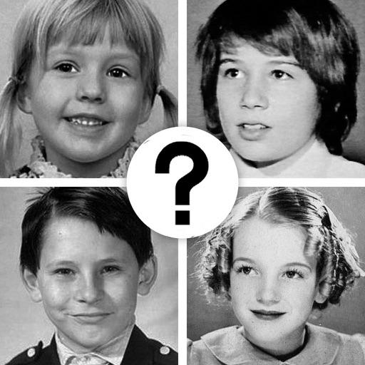 Угадай знаменитость в детстве