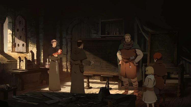 The Pillars of the Earth Game screenshot-3
