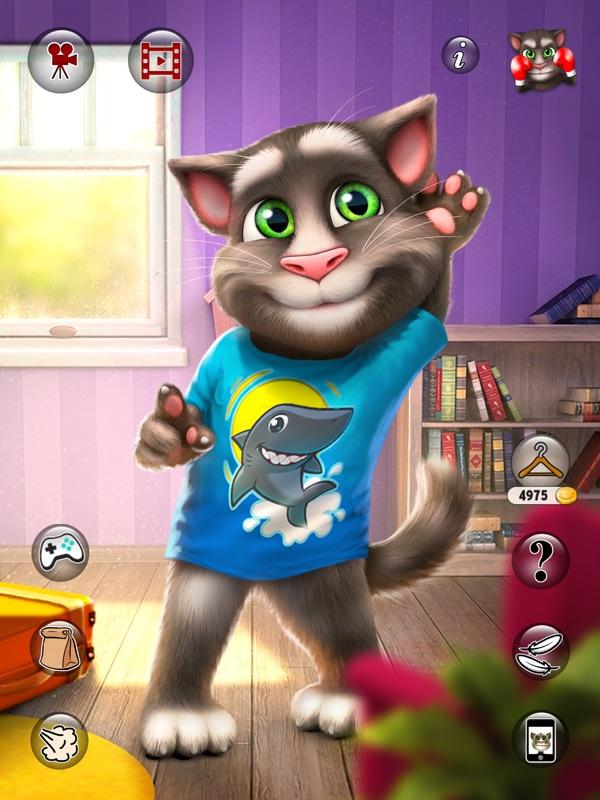 Talking Tom Cat 2 for iPad Online Hack Tool