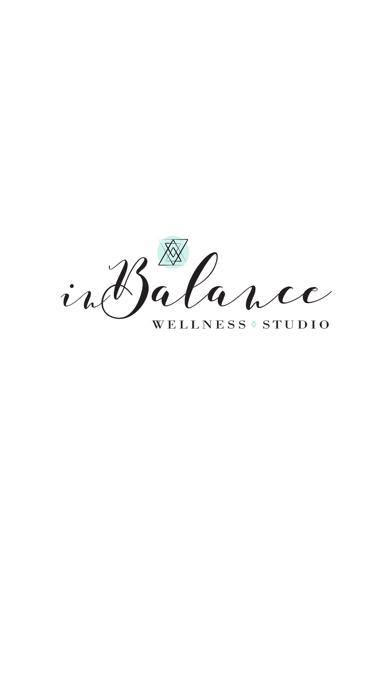 In Balance Wellness screenshot one