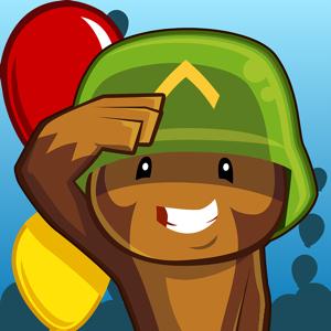 Bloons TD 5 - Games app