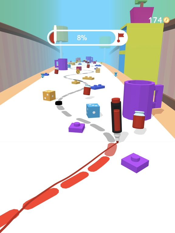 Pen Run screenshot 6