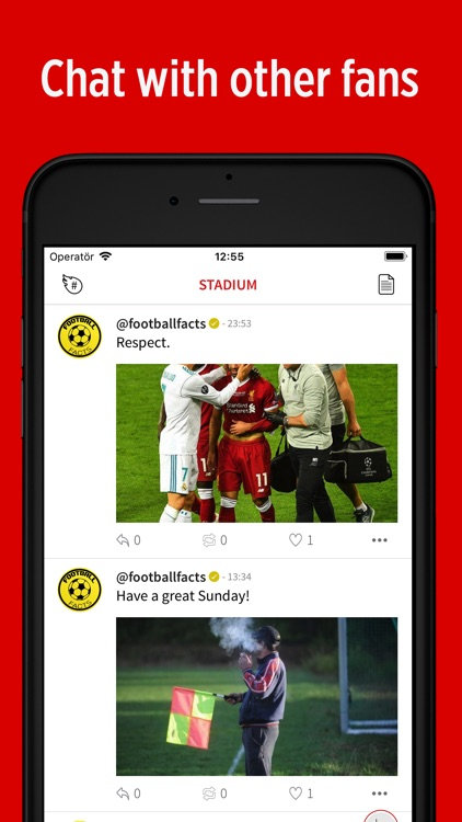 VOLE - Sports Social Network screenshot-5