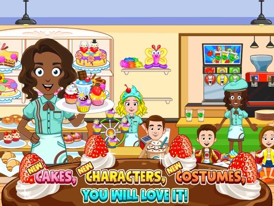 My Town : Bakery screenshot 7