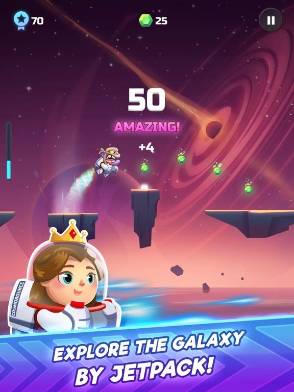 Cosmo Bounce screenshot 9