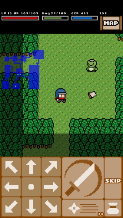 Rogue Ninja - Roguelike RPG screenshot-3