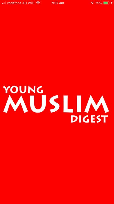 Young Muslim DigestScreenshot of 1
