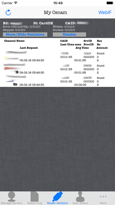 OSCam Viewer | App Price Drops