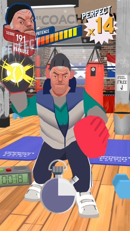Punch Perfect: Boxing Training screenshot-0