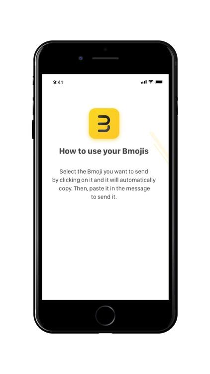 Emir's Bmoji screenshot-3