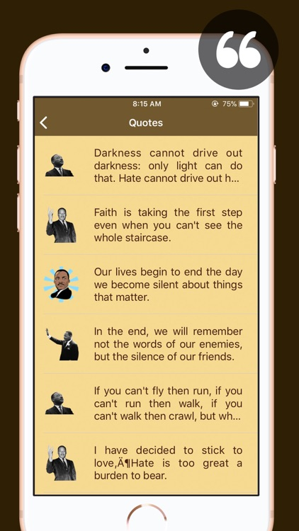 Martin Luther King Jr Quotes +