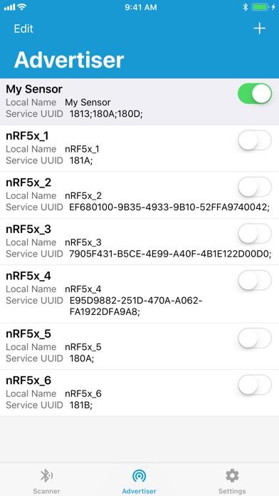 nRF Connect - AppRecs