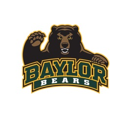 Baylor Bears Stickers PLUS for iMessage