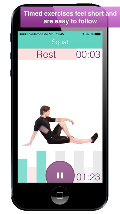 Level+Up Exercise Workout screenshot four