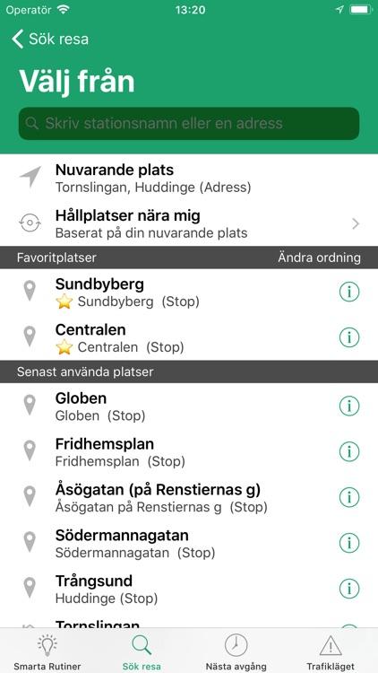 SL Travel Smart screenshot-4