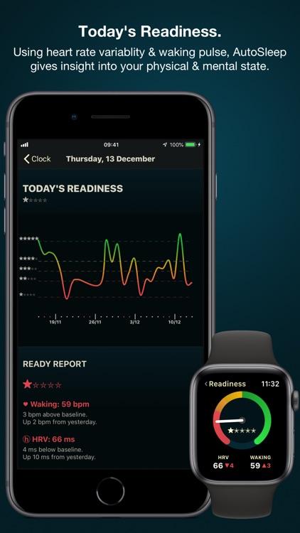 AutoSleep Tracker for Watch screenshot-5
