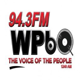 WPbQ Radio 94.3FM & 1240AM