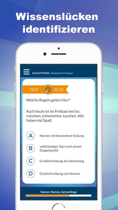 Deutsch Fit 5. Klasse screenshot 1