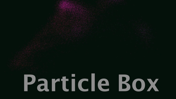Particle Box screenshot-0