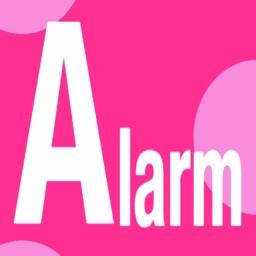 talking alarm clock.