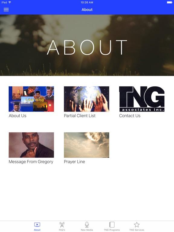 TNG Associates screenshot 4