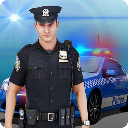 Police Officer Crime City