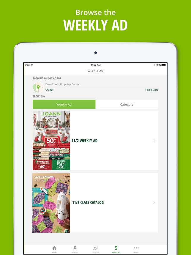 JOANN - Crafts & Coupons on the App Store