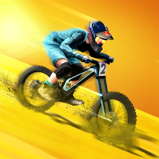 Download Bike Unchained 2 free for iPhone, iPod and iPad
