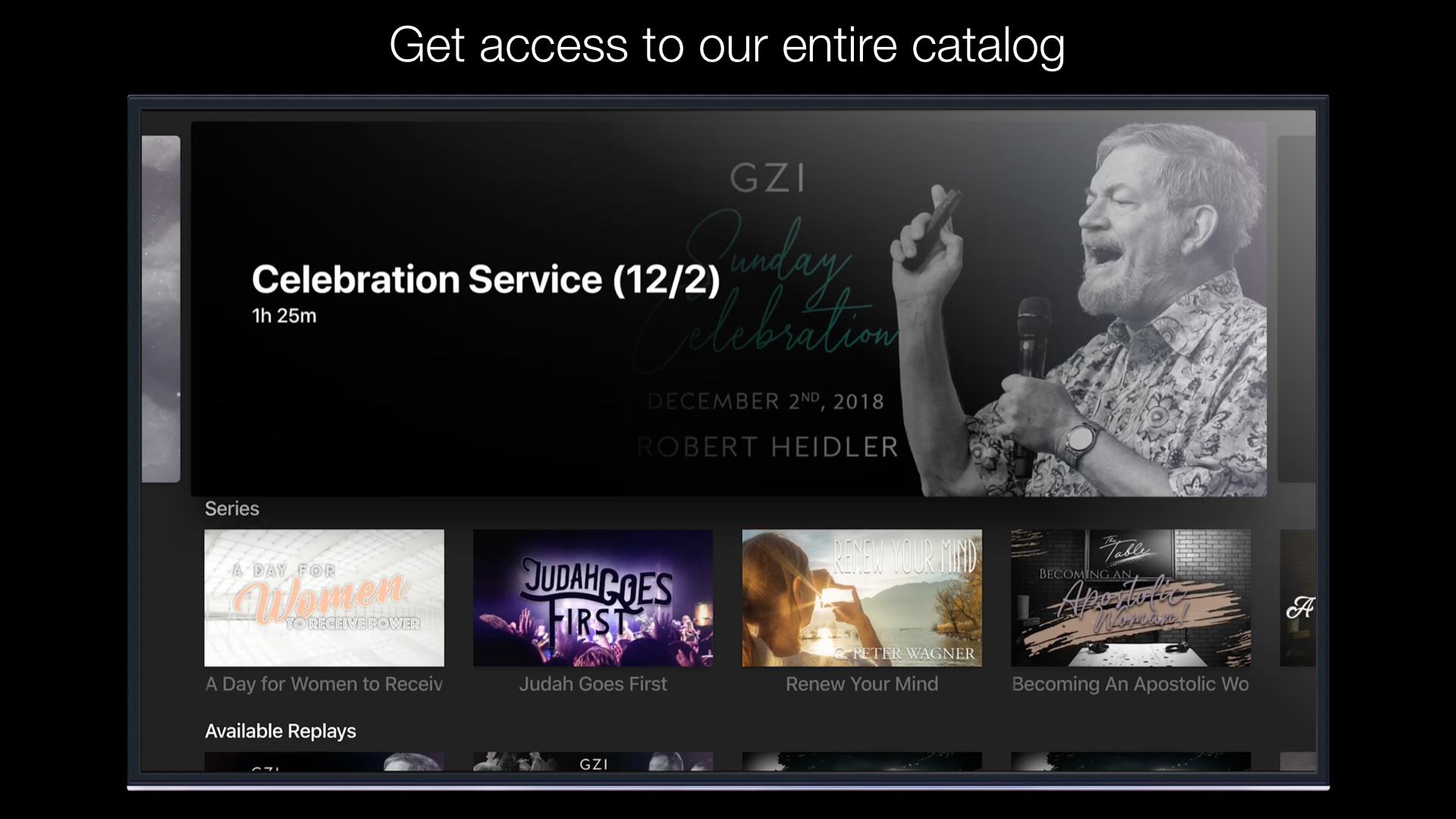 GZI TV screenshot 12