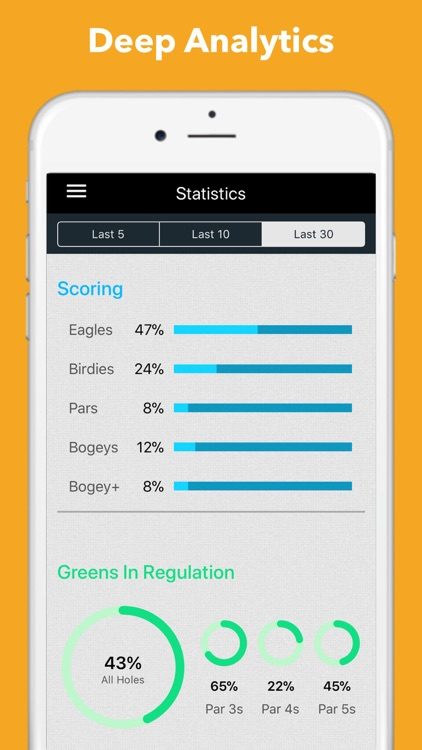TrackMyGolf Golf GPS screenshot-4
