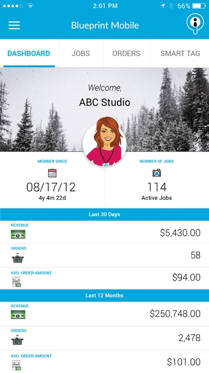 Blueprint mobile by imagequix app screenshots blueprint malvernweather Images