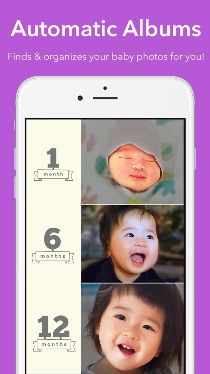 Precious - Baby Photo Art Screenshot