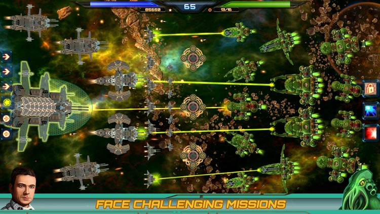 Armada Commander: Space Battle