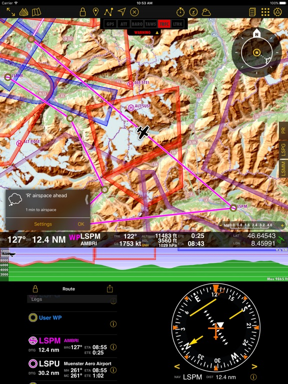 Air Navigation Pro Screenshots